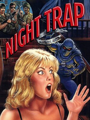 Cover for Night Trap - 25th Anniversary Edition.