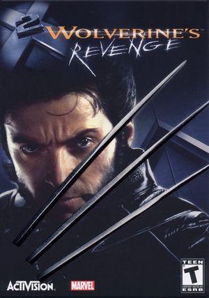 Cover for X2: Wolverine's Revenge.