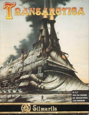 Cover for Transarctica.