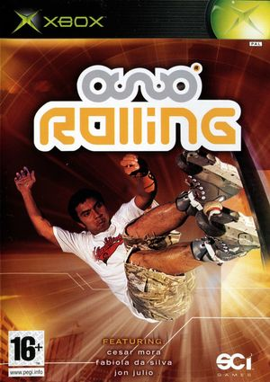 Cover for Rolling.