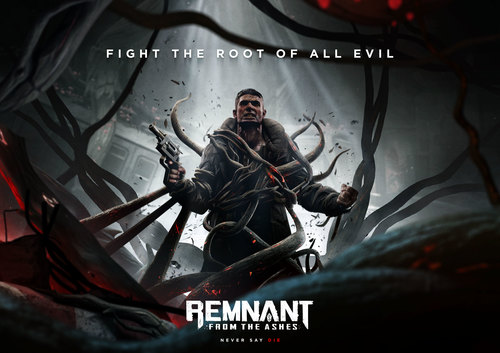 Cover for Remnant: From the Ashes.