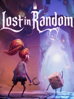 Cover for Lost in Random.
