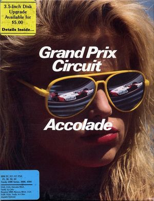 Cover for Grand Prix Circuit.