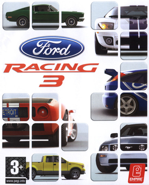 Cover for Ford Racing 3.