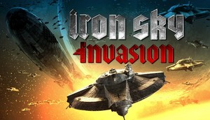 Cover for Iron Sky: Invasion.
