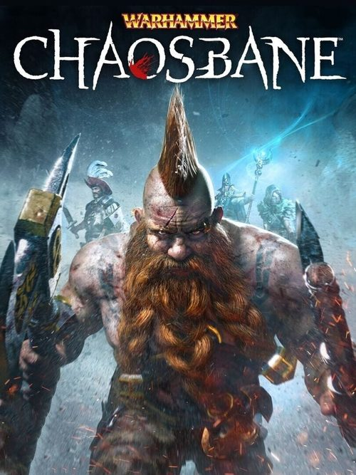Cover for Warhammer: Chaosbane.