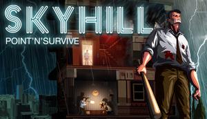 Cover for SKYHILL.