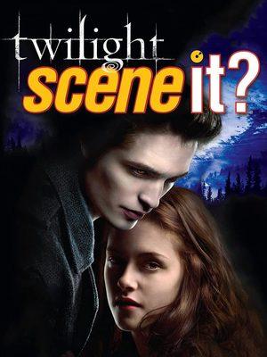 Cover for Scene It? Twilight.