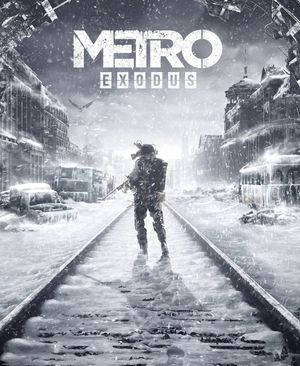 Cover for Metro Exodus.