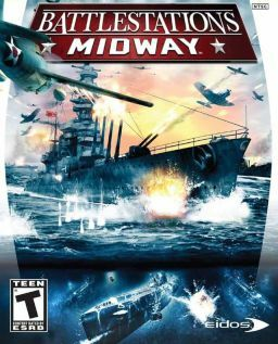Cover for Battlestations: Midway.