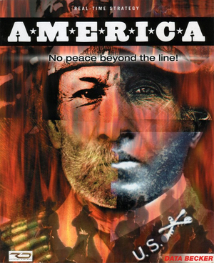 Cover for America.