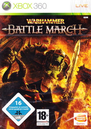 Cover for Warhammer: Mark of Chaos - Battle March.