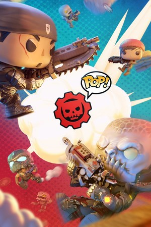 Cover for Gears Pop.