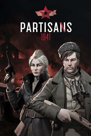Cover for Partisans 1941.
