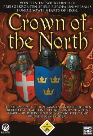 Cover for Europa Universalis: Crown of the North.