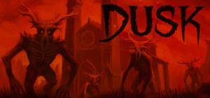 Cover for Dusk.