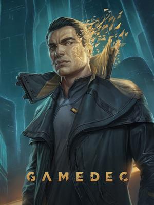 Cover for Gamedec.