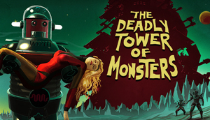 Cover for The Deadly Tower of Monsters.
