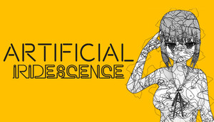 Cover for Artificial Iridescence.
