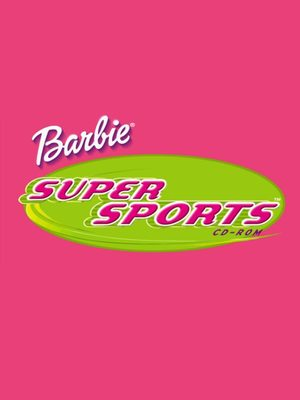 Cover for Barbie Super Sports.