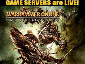 Cover for Warhammer Online: Age of Reckoning.