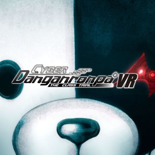 Cover for Cyber Danganronpa VR: The Class Trial.