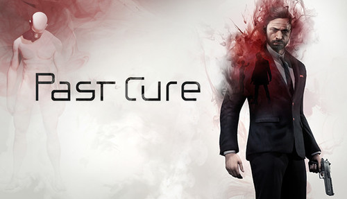 Cover for Past Cure.