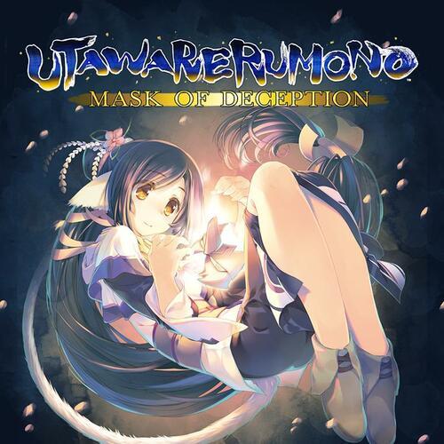 Cover for Utawarerumono: Mask of Deception.