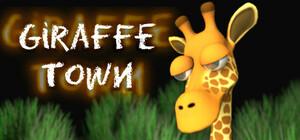 Cover for Giraffe Town.