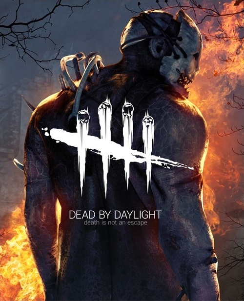 Cover for Dead by Daylight.