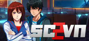 Cover for SC2VN - The eSports Visual Novel.