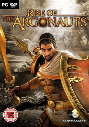 Cover for Rise of the Argonauts.