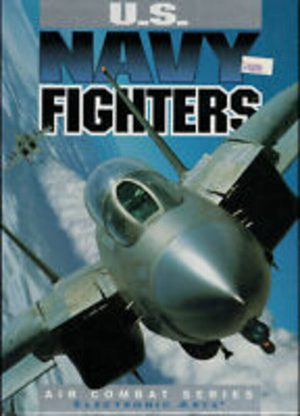 Cover for U.S. Navy Fighters.