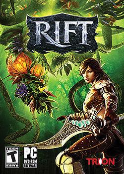 Cover for Rift.