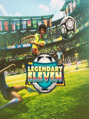 Cover for Legendary Eleven.