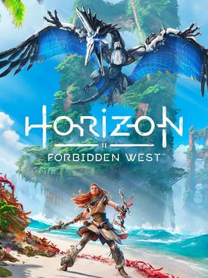 Cover for Horizon Forbidden West.