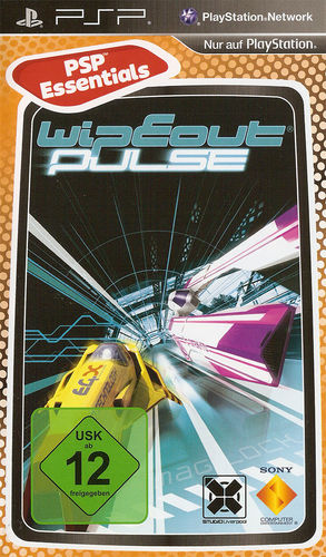 Cover for Wipeout Pulse.