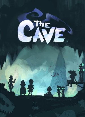 Cover for The Cave.