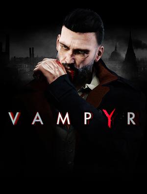 Cover for Vampyr.