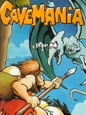 Cover for Cavemania.