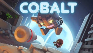 Cover for Cobalt.