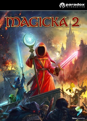 Cover for Magicka 2.