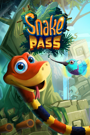 Cover for Snake Pass.