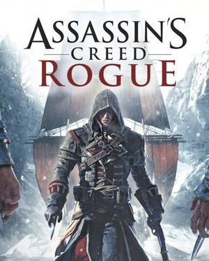Cover for Assassin's Creed Rogue.