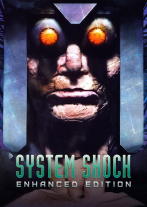 Cover for System Shock: Enhanced Edition.