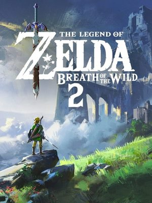 Cover for The Legend of Zelda: Breath of the Wild 2.
