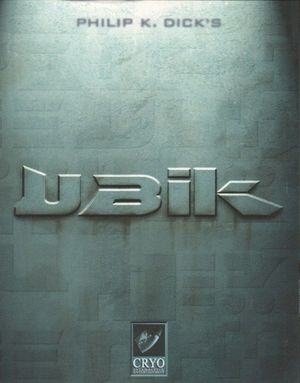 Cover for Ubik.