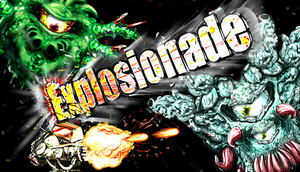 Cover for Explosionade.