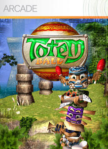 Cover for TotemBall.