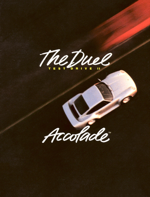 Cover for The Duel: Test Drive II.